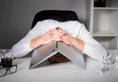 Kan du også blive træt, sådan rigtig træt af dig selv?