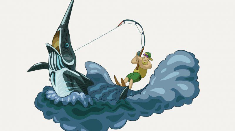 Ugens tip; ud og fisk!